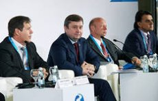 STRATEGY Links company General Partner end Moderator of the International Experience & Success Stories of the Tver International Forum of Intercoastal Tourism